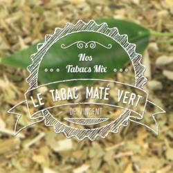 E-liquide VDLV tabac Maté vert