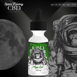 E-liquide CBD Mango Kush par SpaceMonkey