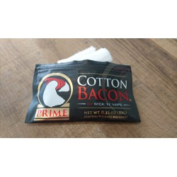 Cotton Bacon PRIME de Wick'N'Vape