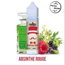 E-liquide Absinthe Rouge 50ml par Cirkus