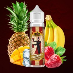 E-liquide Cirkus Black L'Illusionniste 50 ML